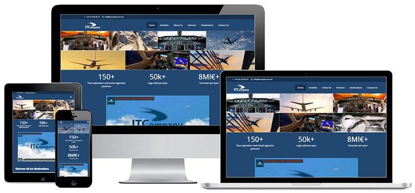 Portfolio Web Realizzazione Siti Internet Forlì | ITCompany