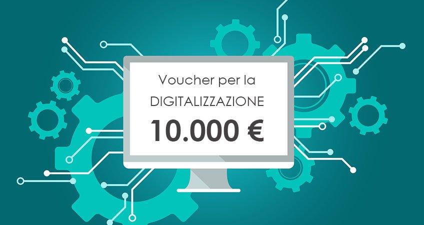 Voucher per la Digitalizzazione PMI