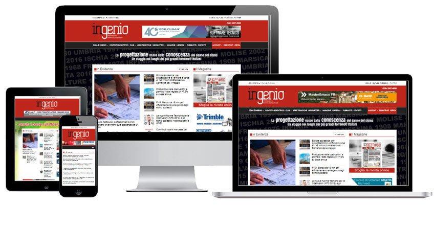 Portfolio Web Realizzazione Siti Internet Forlì | Ingenio