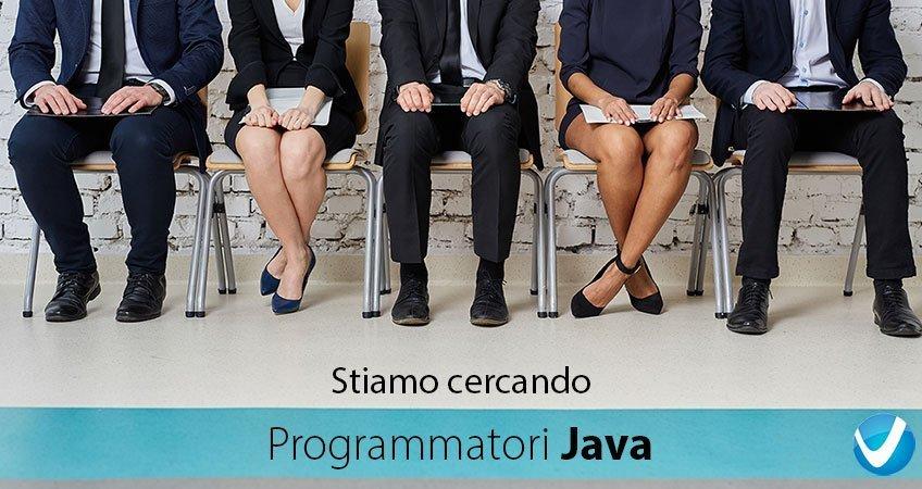 Stiamo cercando Programmatori Java