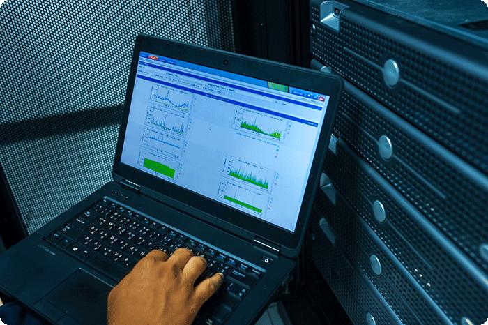 Monitoraggio delle reti informatiche