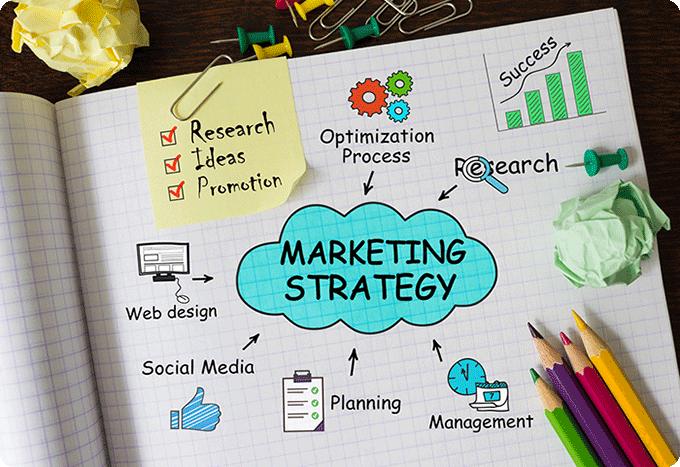 Servizi - Strategia marketing