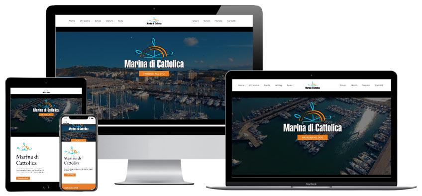 Portfolio Web Realizzazione Siti Internet Forlì | Marina di Cattolica